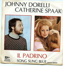 JOHNNY DORELLI e CATHERINE SPAAK IL PADRINO M- EX+