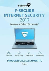 F-Secure-Internet-Security-2019-1-PC-1-Jahr-Download-Deutsch-Vollversion