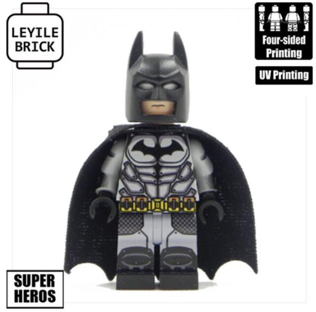 Lego Batman Arkham Knight: Lyl Brick Custom Batman Arkham City Lego Minifigure