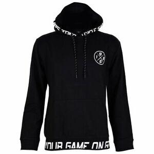 Uncle-Sam-Men-039-s-Hooded-Sweatshirt-Hooded-Sweater-Hoodie-Logo-Print
