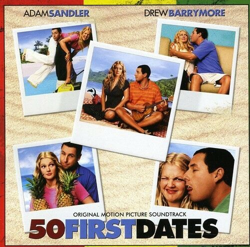 Various Artists - 50 First Dates [New CD] Argentina - Import
