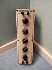Vtg Eico Electronic Instrument Co Inc Model 1171 Resistance Decade Box