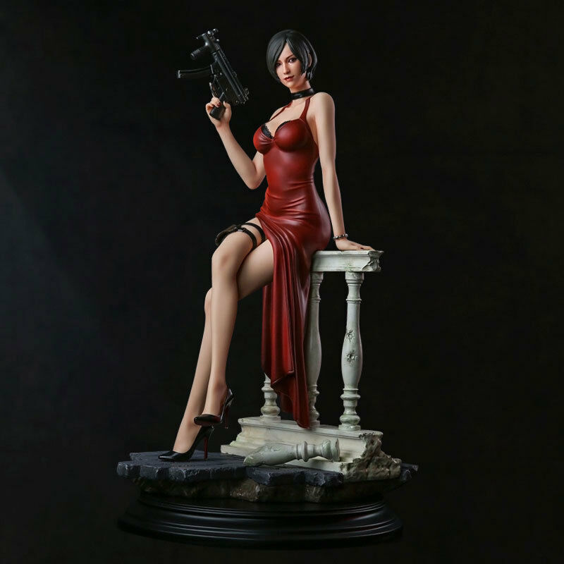Resident Evil  MISS Ada Wong 1/4th Statue Souvenir Edition GK Figure Collection