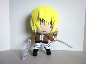Attack On Titan 8/'/' Armin Plush Licensed NEW