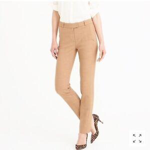 con 4 Pantalone intera J figura pelle Nwt sabbia a in Maddie Msrp Crew 110 color Cw7YCqtxP