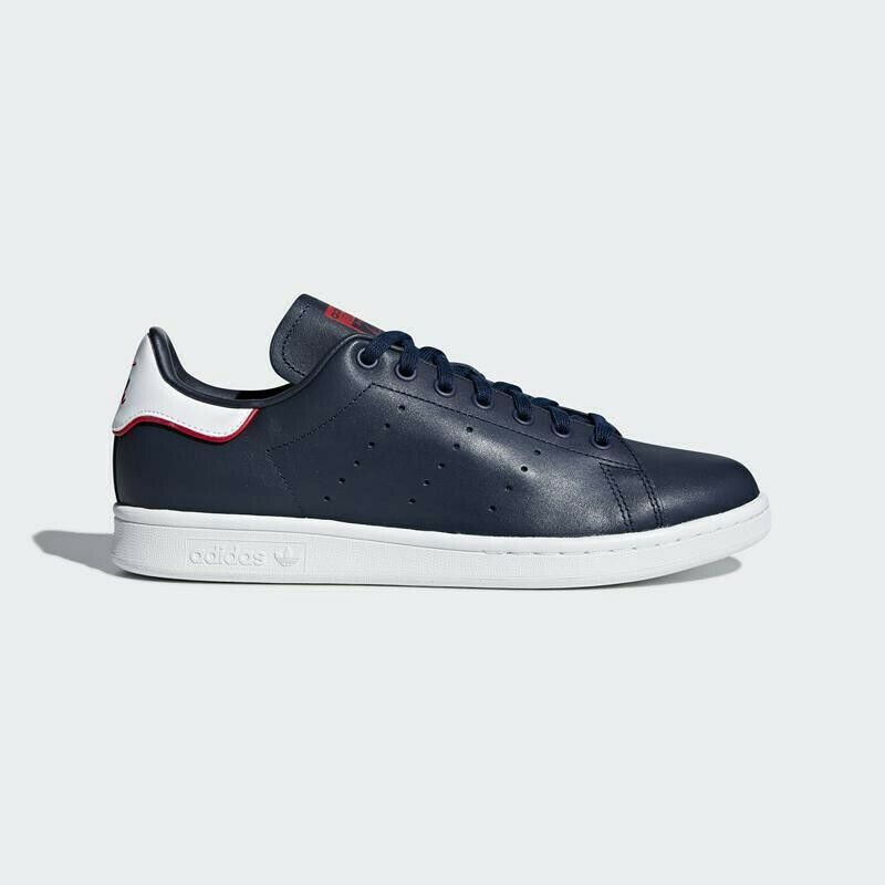 [Adidas] B37912 Stan Smith Originals Men Women Running shoes Sneakers Navy