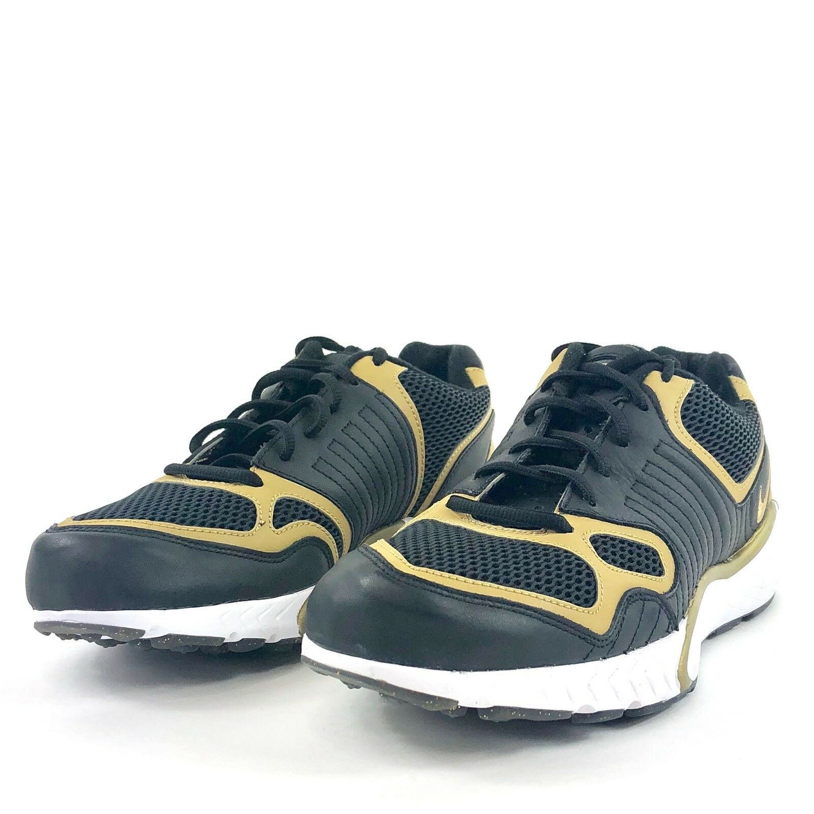 Nike Air Zoom Talaria Mens Shoes 844695 077  Black Metallic Gold Sz 9