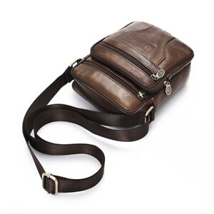Men-Leather-Casual-intage-Shoulder-Bag-Messenger-Crossbody-Bags-Handbag