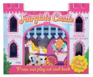 Fairytale-Castle-Junior-Press-Out-and-Build-Gift-Box-by-Linn-Susie-NEW-Book