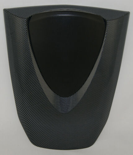 Rear Seat Cover Cowl Fairing Carbon Look For 2007-2012 HONDA CBR 600 RR CBR600RR
