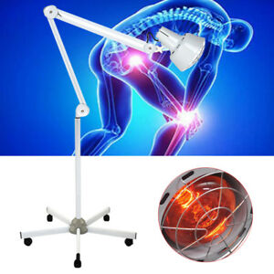 Floor-Stand-TDP-Infrared-Heat-Lamp-Health-Physiotherapy-Therapy-Pain-Relief