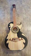 Guitarras De Parracho  Micas Bajo Quinto (Pickguards Only) Black001