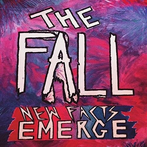 The Fall - New Facts Emerge [New CD]