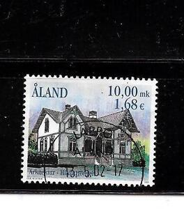 ALAND SC #171 2000 1.68 eURO ARCHITECTURAL COMMEMORATIVE STAMP
