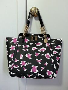 Image is loading NWT-JUICY-COUTURE-WILD-THING-FUCHSIA-LEOPARD-LEATHER- 3ded975c2765d