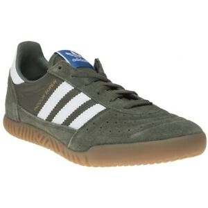 Adidas Originals Indoor Super Suede And Nylon Zapatillas