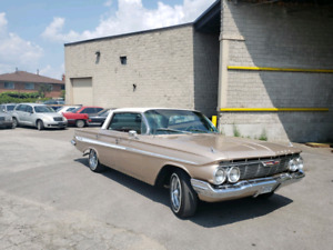 1961 Impala 4 door hard top