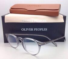 New OLIVER PEOPLES Eyeglasses RILEY R OV 5004 1132 47-20 Workman Grey Frame