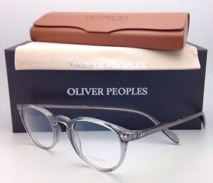 New OLIVER PEOPLES Eyeglasses RILEY R OV 5004 1132 47-20 Workman ... 778c390b0dc7