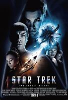Star Trek Movie Poster Print - 2009 - Science Fiction - 1 Sheet - J.j. Abrams