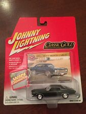 Johnny Lightning Classic Gold 1970 Chevy Monte Carlo Die Cast 1:64, MISP