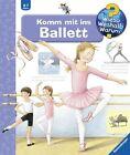 Komm mit ins Ballett von Doris Rübel (2016, Ringbuch)