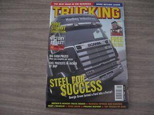 TRUCKING. INTERNATIONAL  MAGAZINE. from 2001 (  Classic Spanish Trucks)