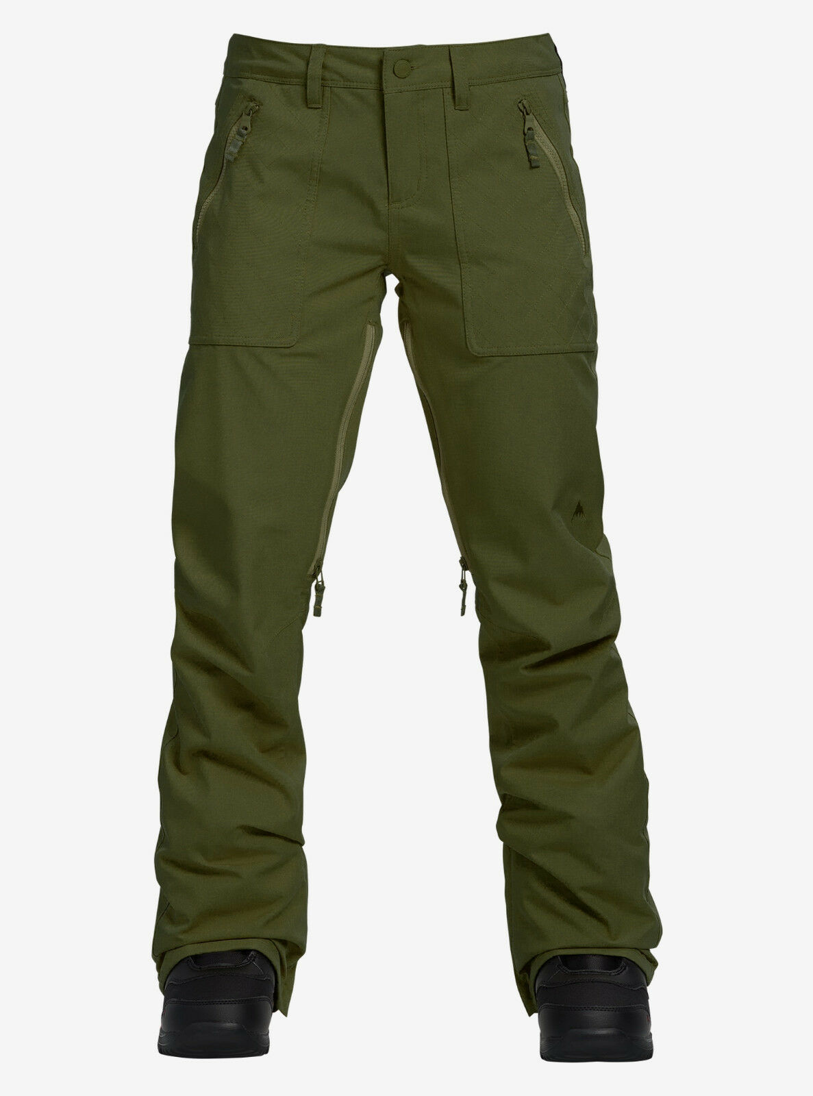 2019 Women's Burton Vida Snow Pants Forest Night Large