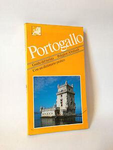 PORTOGALLO-Guida-del-turista-Polyglott-A-Vallardi-Garzanti-1988
