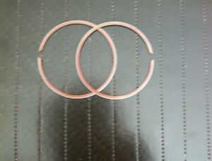 BSA BANTAM D7 PISTON RINGS E202 STD 61.5MM BEST QUALITY SET OF 3
