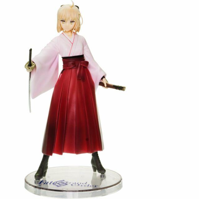 Fate / Grand Order SPM figures Saber / Soji Okita