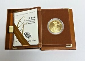 Gold-American-Eagle-50-1oz-Proof-Gold-American-Eagle-Box-amp-Cert-Random-Date