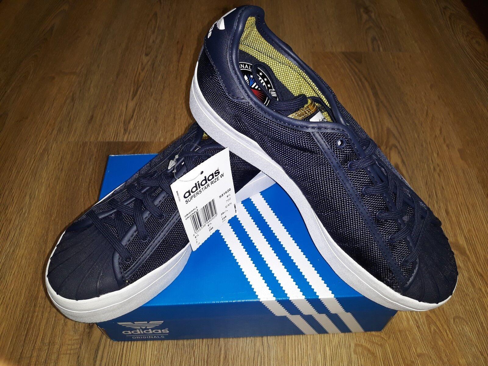 Adidas Superstar Rize W S81620 Femmes Basket