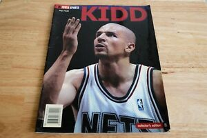 2003-Tower-Sports-Magazine-Jason-Kidd-Collector-039-s-Edition
