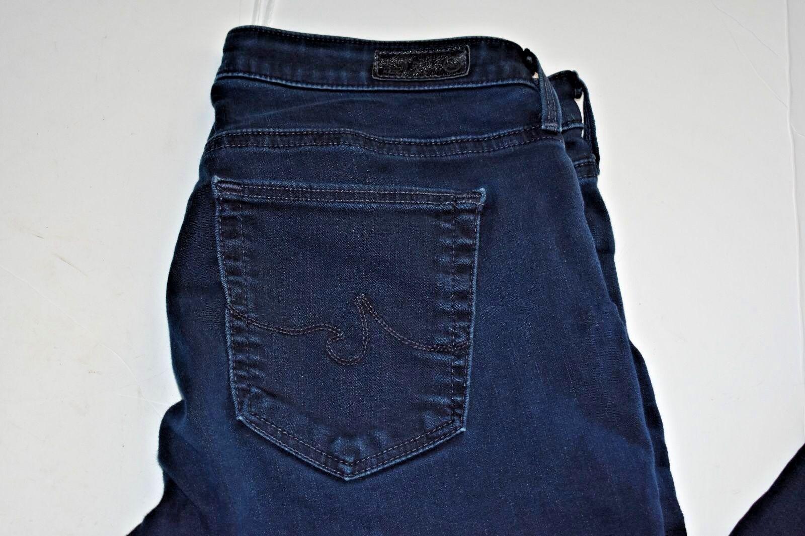 AG Adriano Goldschmied The absolu Legging Extreme Skinny Denim Jeans, Größe 29R