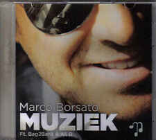 Marco Borsato-Muziek Promo cd single