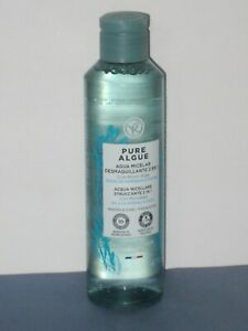 PURE ALGUE YVES ROCHER THE 2 IN 1 MAKEUP REMOVING MICELLAR WATER 200 ml.NEW!