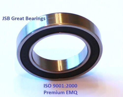 6902-2RS Premium 6902 2rs seal bearing 6902 ball bearings 6902 RS ABEC3 10