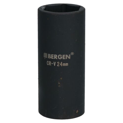 "41mm Metric MM 1//2/"" Drive Deep Impact Sockets Single Hex 6 Sided 10mm"