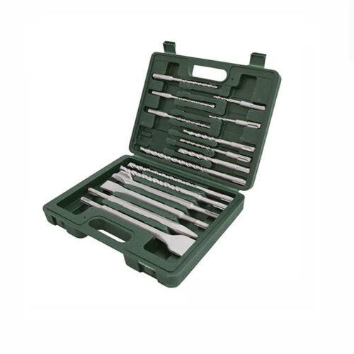 Silverline SDS Bohrer Meißel Set für MEISTER Bohrhammer PH 850 MPF 1050 1500