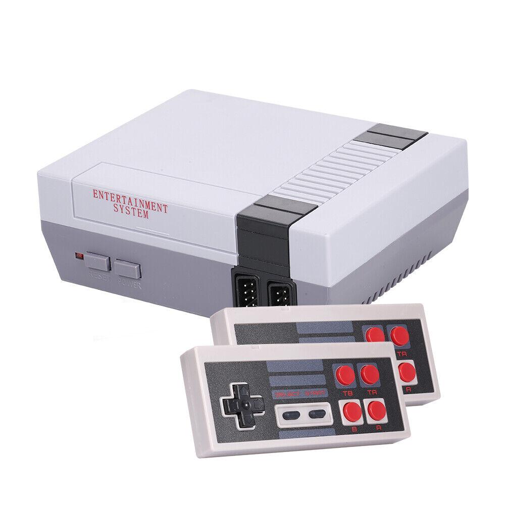 videogiochi e console: Built-In 620 Games Mini TV Game Console 8 Bit Classic Handheld Gam Durevole I9E3