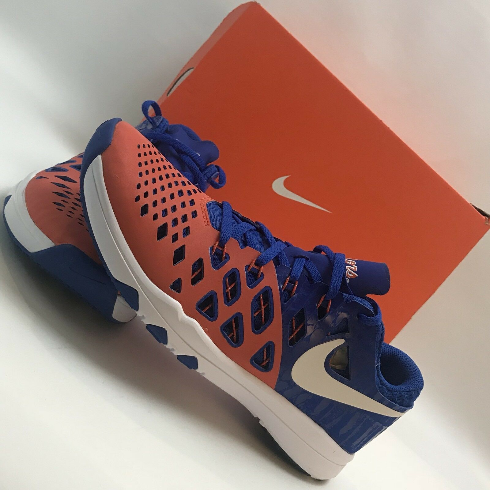 Nike Train Speed 4 AMP University Of Florida Gators Mens Shoe Size 10 NWB