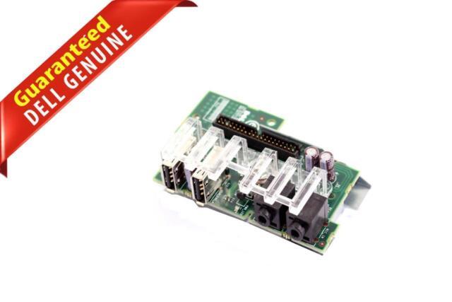 NEW Original OEM Dell Optiplex 755 760 Audio USB I//O Panel RY698 HU390