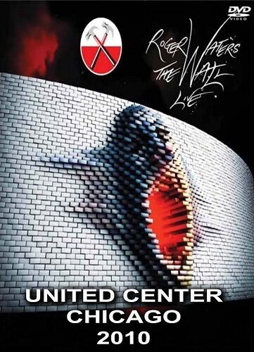 Roger Waters (pink Floyd) The Wall Live Chicago 2010 DVD as | eBay