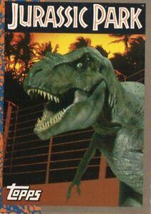Jurassic-Park-amp-Jurassic-Park-3-Individual-Trading-Cards