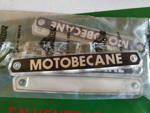 N.O.S logo de reservoir MOTOBECANE MOTOCONFORT MBK 88 881 mobylette