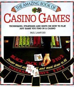 Casino Book Game