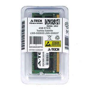 4GB-SODIMM-Toshiba-Satellite-L505-GS5035-L505-GS5037-L505-GS5038-Ram-Memory