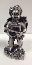 WHOLESALE...Pewter Angel Figurine / Cupid (Lot of 10)