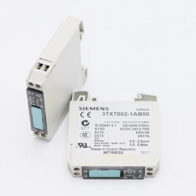 Siemens Ausgangskoppelglied 24 V AC//DC Relaiskoppler